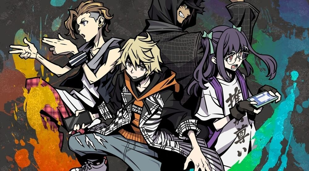 Game image Neo The World Ends with You