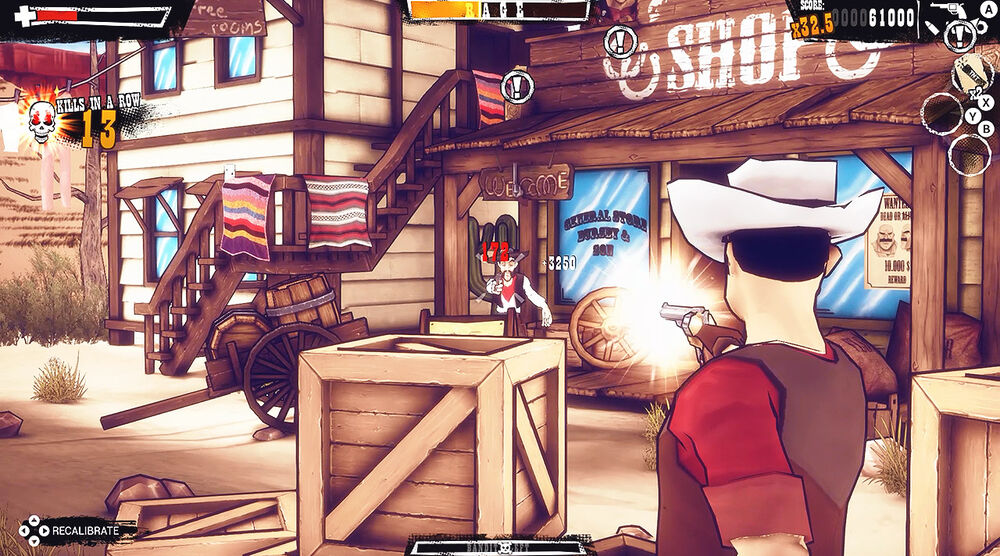 Game image Western 1849 Reloaded