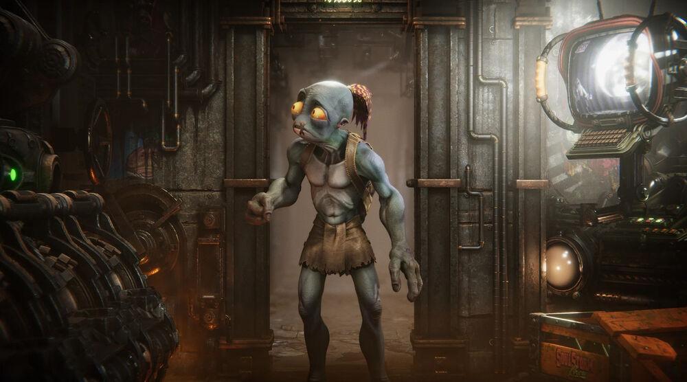 Game image Oddworld Soulstorm