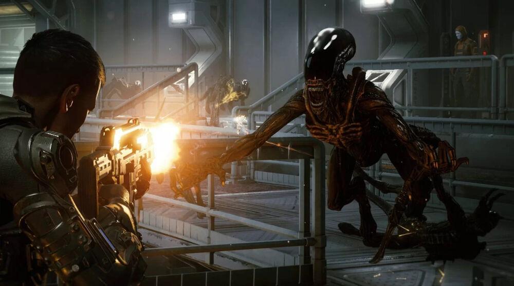 Game image Aliens Fireteam Elite