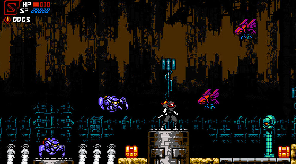 Game image Cyber Shadow