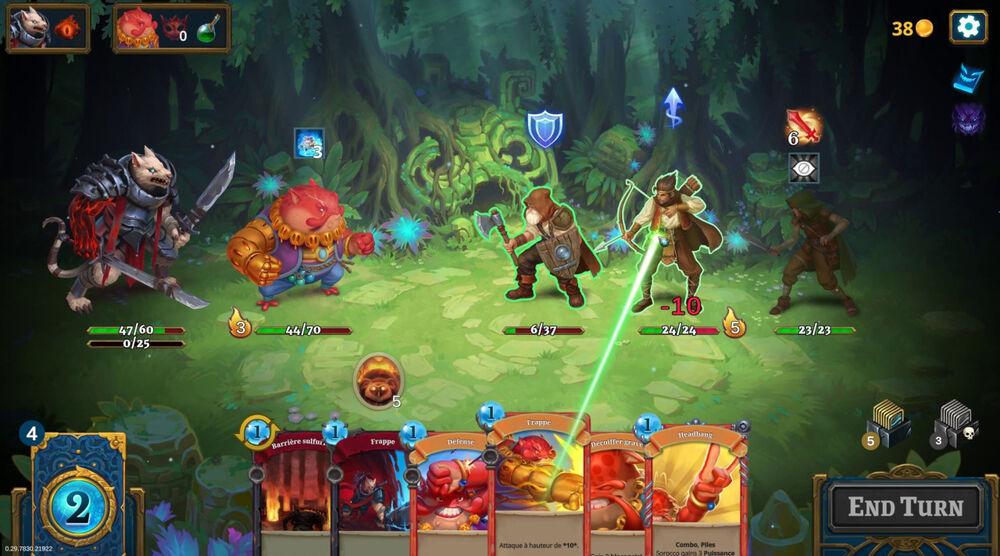 Game image Roguebook