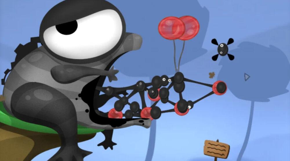 Game image World of Goo