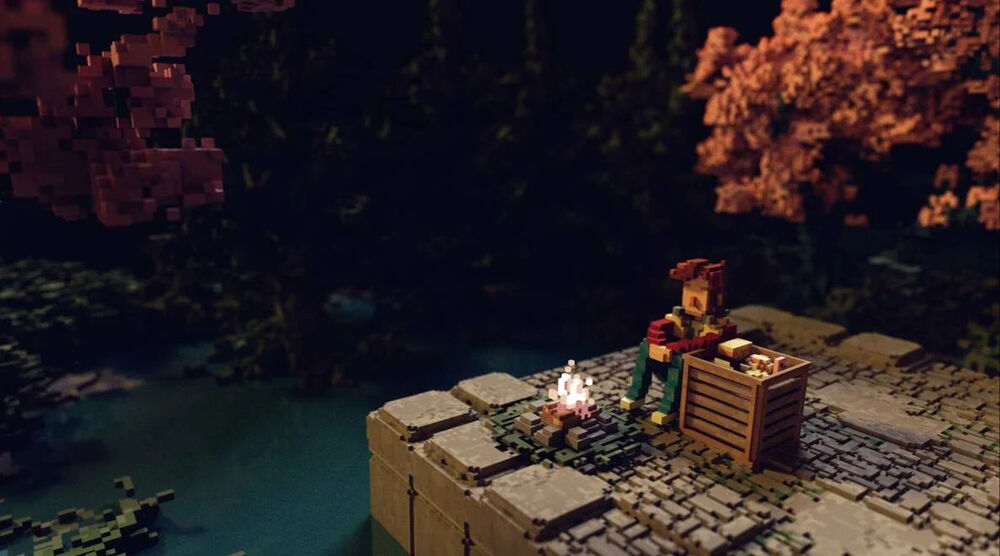 Game image Bonfire Peaks