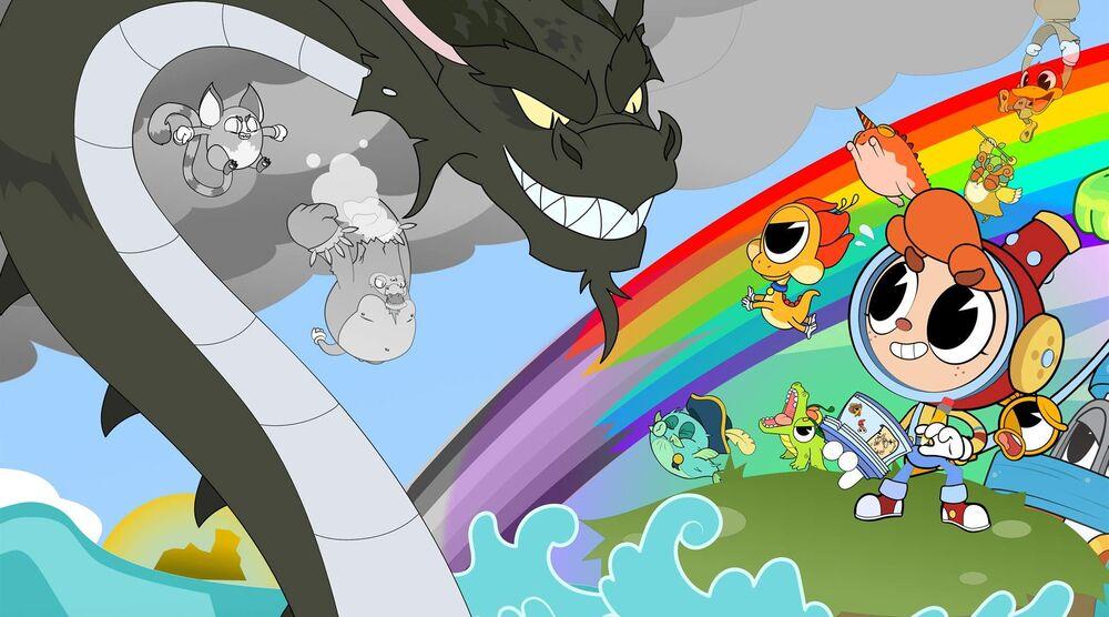 Game image Rainbow Billy