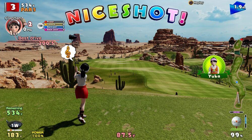 Game image Everybodys Golf