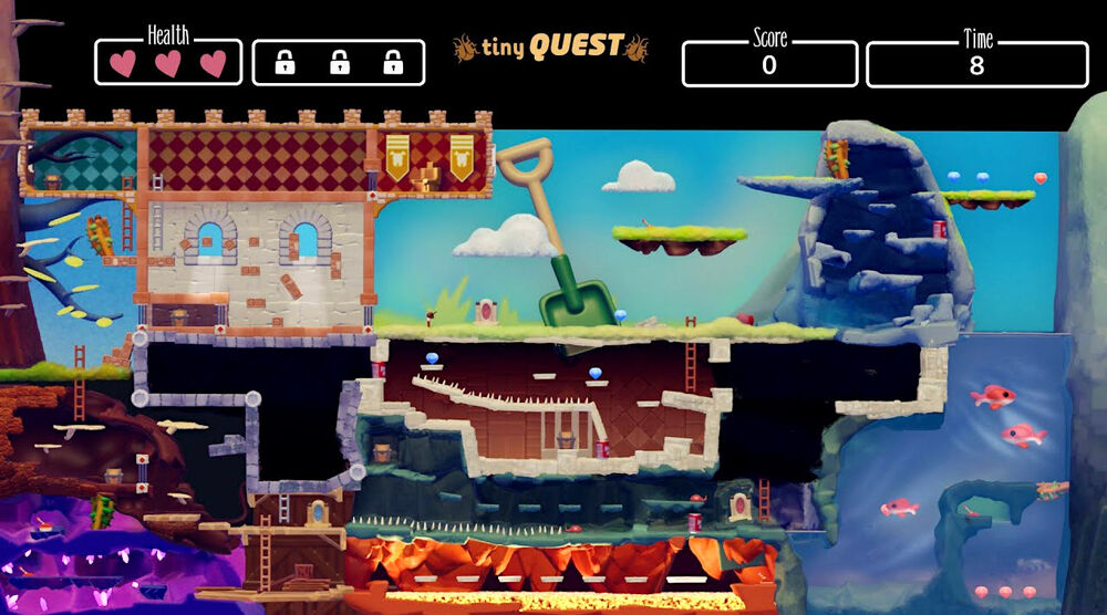 Game image Tiny Quest