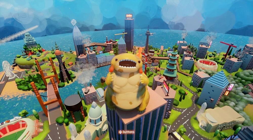 Game image Ruckus