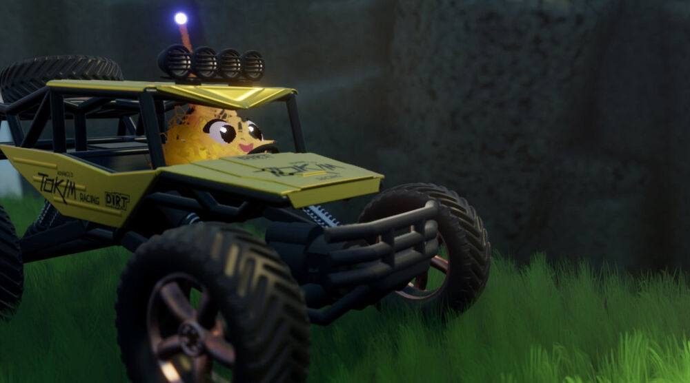 Game image Dirt n Stone OffRoad