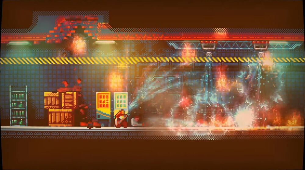 Game image Nuclear Blaze