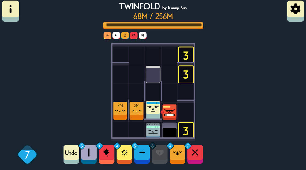Game image Twinfold