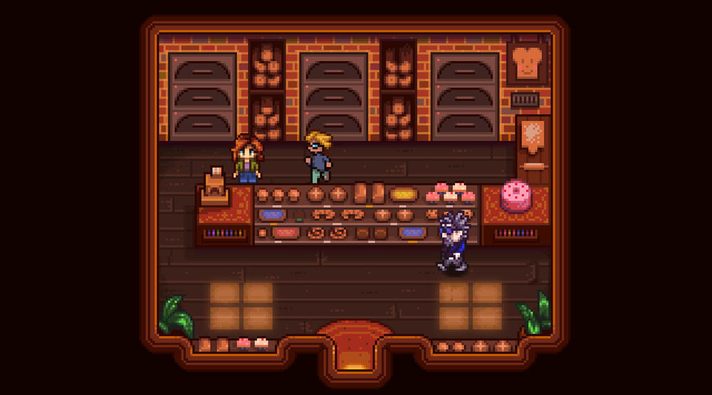Game image Haunted Chocolatier