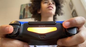 Game image DualShock Motion PlayStation 4 Games