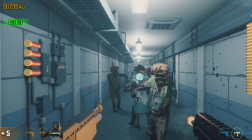 Game image OnRails Shooters
