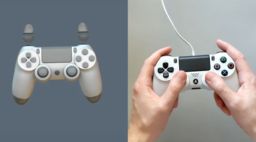 Game image Motion Controls Better Than Joysticks