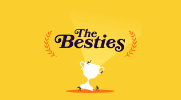 Game image The Besties Podcasts Games of the Years