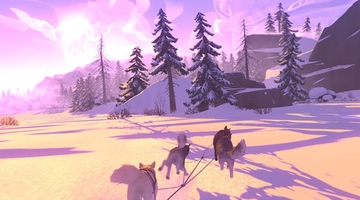 Game image Play The Seasons Get Lost in Bleak Winter Tales