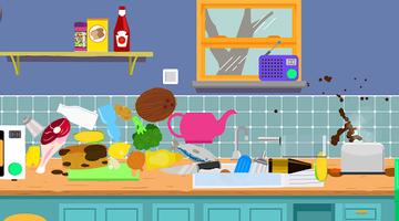 Game image Get Children Cooking