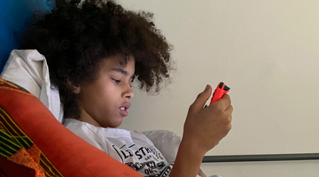 Game image Understanding Childrens Online Friends