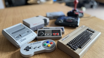 Game image Parents Eye View Of Video Game History