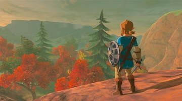 Game image The Legend of Zelda Breath Of The Wild
