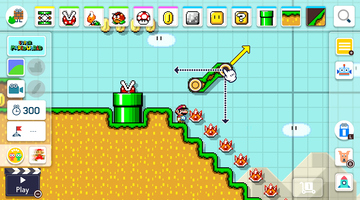Game image Super Mario Maker