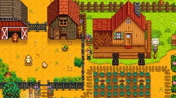 Game image Stardew Valley