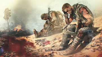 Game image Spec Ops The Line