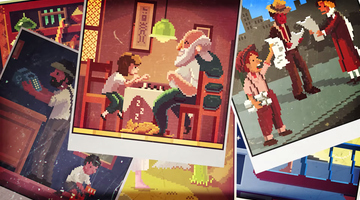 Game image Photographs Puzzle Stories