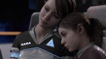 Game image Detroit Become Human