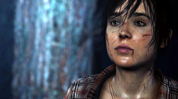 Game image Beyond Two Souls