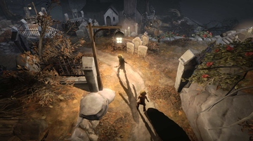 Game image Brothers A Tale Of Two Sons