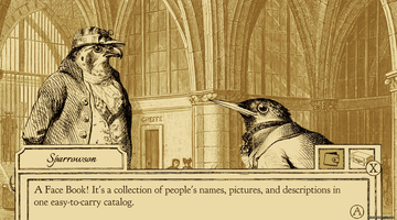 Game image Aviary Attorney