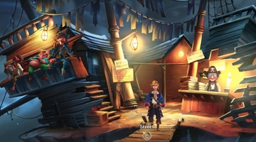 Game image The Secret of Monkey Island