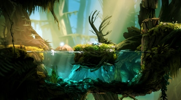 Game image Ori and the Blind Forest