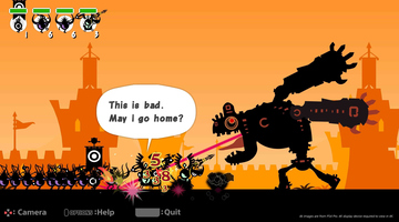 Game image Patapon