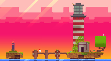 Game image Fez