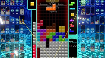 Game image Tetris