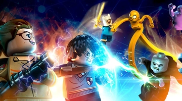 Game image Lego Dimensions