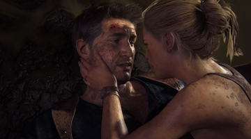 Game image Uncharted 4 A Thiefs End