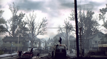Game image Deadlight