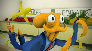 Game image Octodad Dadliest Catch