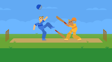 Game image Cricket Through The Ages