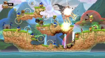 Game image Cannon Brawl
