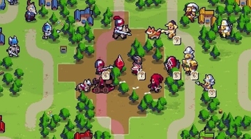 Game image Wargroove