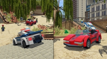 Game image Lego City Undercover