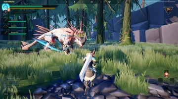Game image Dauntless
