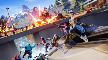Game image Fortnite