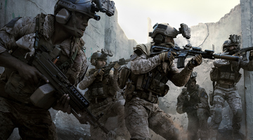 Game image Call of Duty Modern Warfare