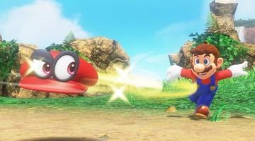 Game image Super Mario Odyssey